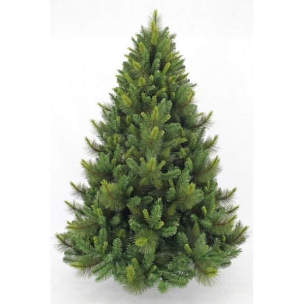 Christmas On Main Ponderosa Pine 7ft-650x650