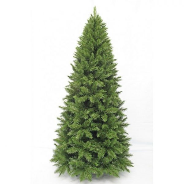 Christmas On Main Slim Vienna green 7ft-650x650