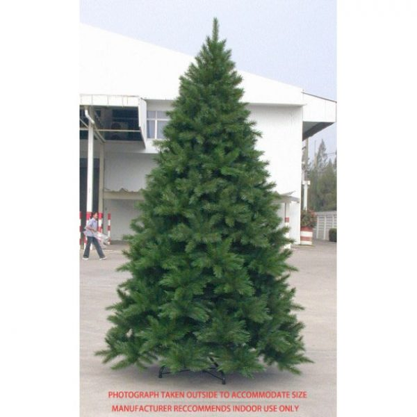 Christmas On Main Vienna Spruce green 10ft 60-650x650