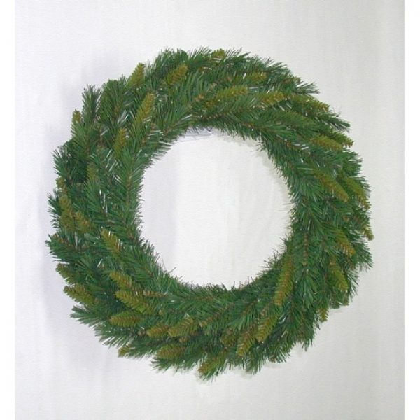 Christmas-On-Main-Wreath-New-Hampshire-green-24inch