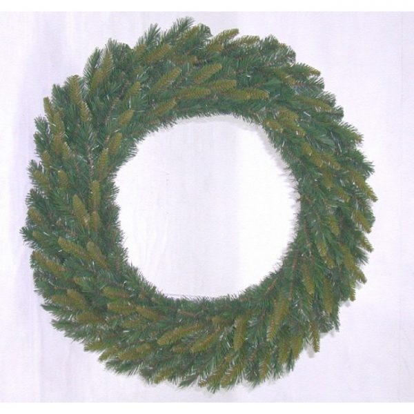 Christmas On Main Wreath New Hampshire green 36inch