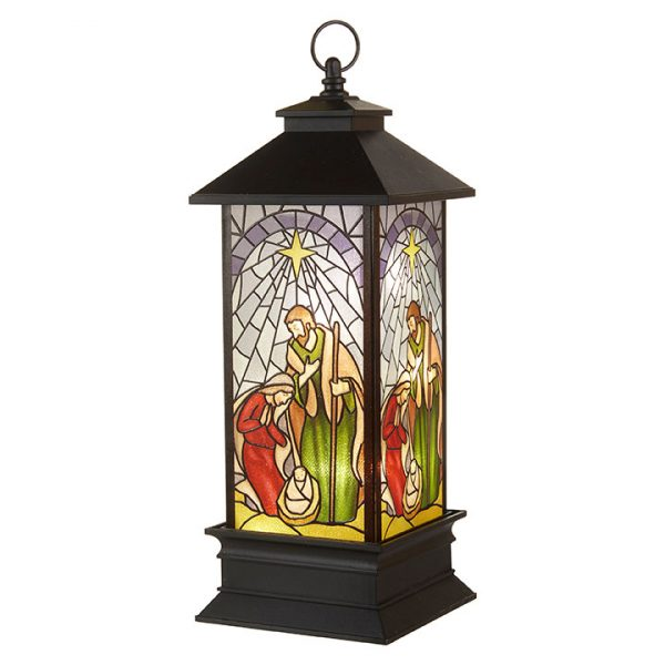 Christmas On Main 10.5 inches NATIVITY LANTERN-Mornington-Peninsula