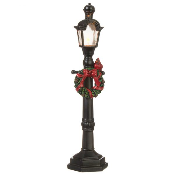 Christmas On Main 15 inches LIGHTED LAMPPOST-Mornington-Peninsula