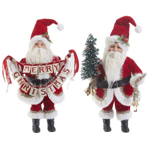 Christmas On Main 17 inches SANTA-Mornington-Peninsula