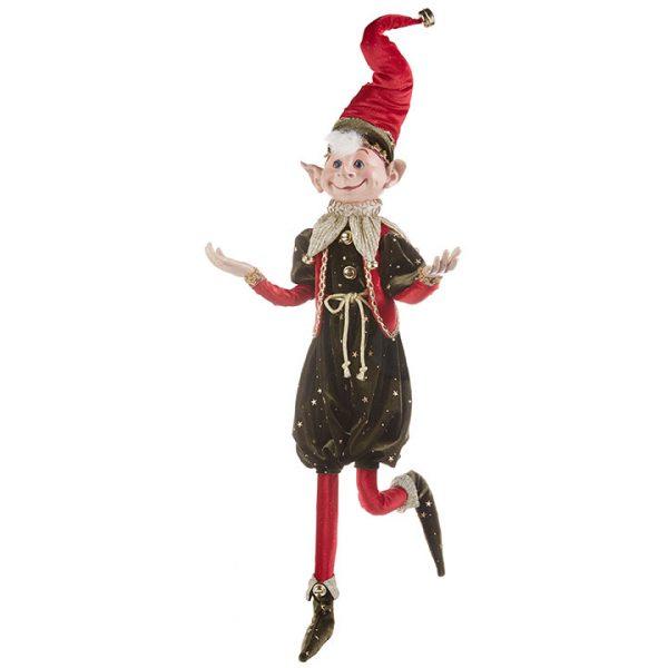Christmas On Main 30 inches POSABLE ELF 1-Mornington-Peninsula