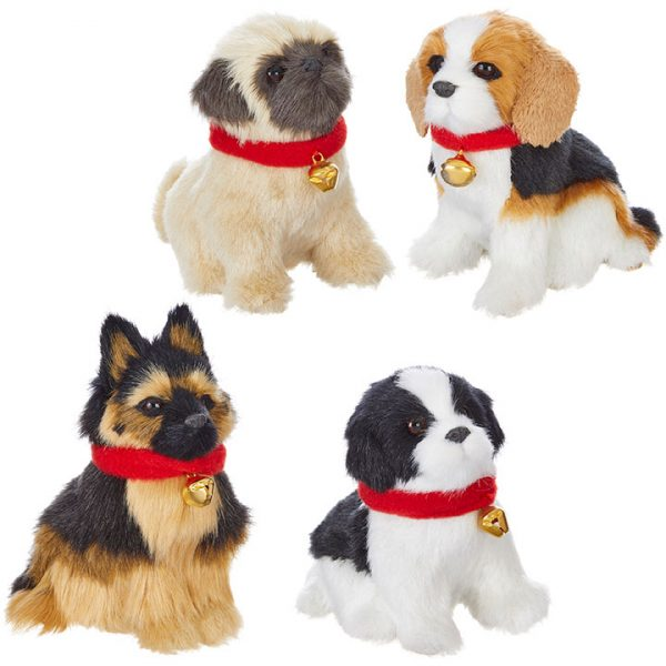 Christmas On Main 4.5 inches DOG ORNAMENT-Mornington-Peninsula