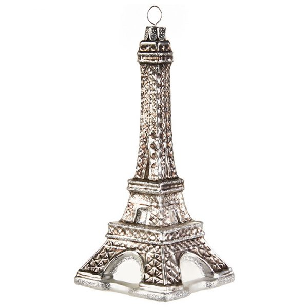 Christmas On Main 5 inches EIFFEL TOWER ORNAMENT-Mornington-Peninsula