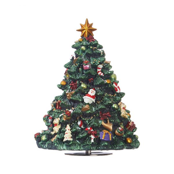 Christmas On Main 6 inches ANIMATED MUSICAL TREE-Mornington-Peninsula