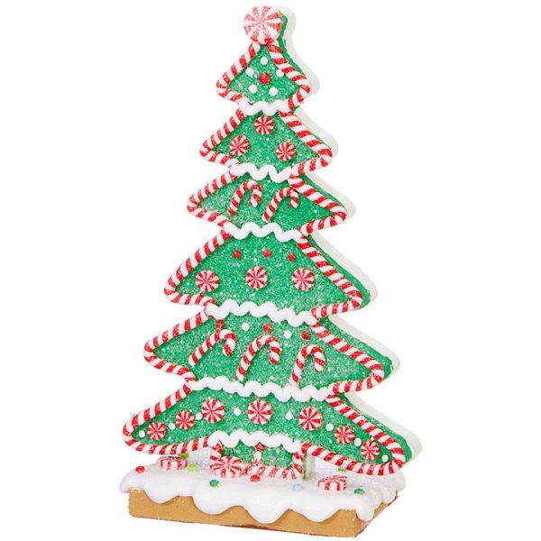 Christmas On Main 6.5 inches GINGERBREAD TREE-Mornington-Peninsula