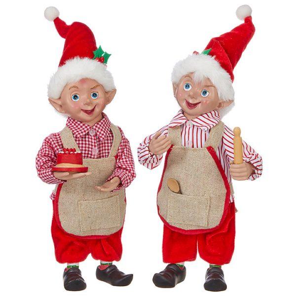 Christmas On Main 9 inches BAKING ELF-Mornington-Peninsula