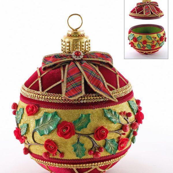 Wishes Ornament Box
