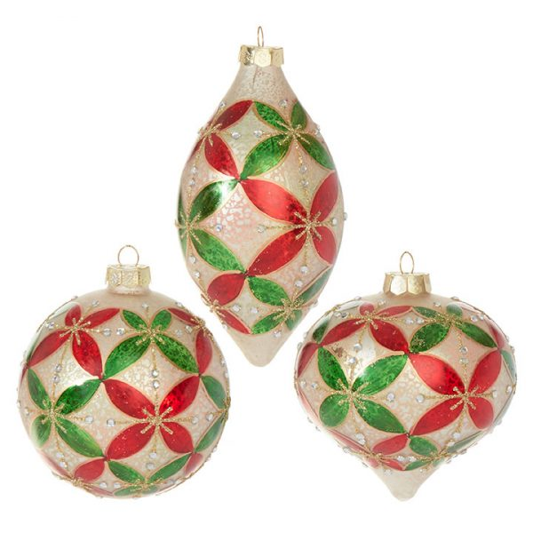 Christmas On Main - 6 Inches Pattern Ornament