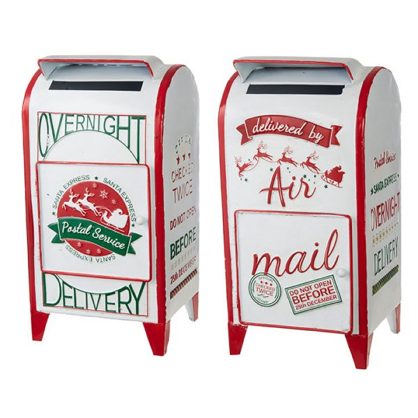 Christmas On Main - Christmas MailBox