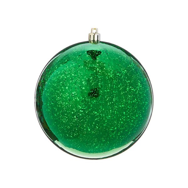 Christmas On Main - Green Mercury Ornament