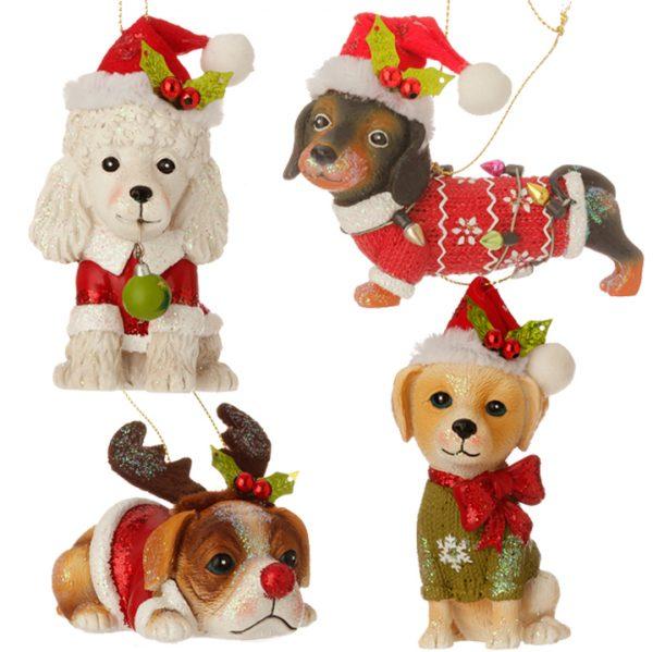 Christmas on Main - Christmas Dog Ornments