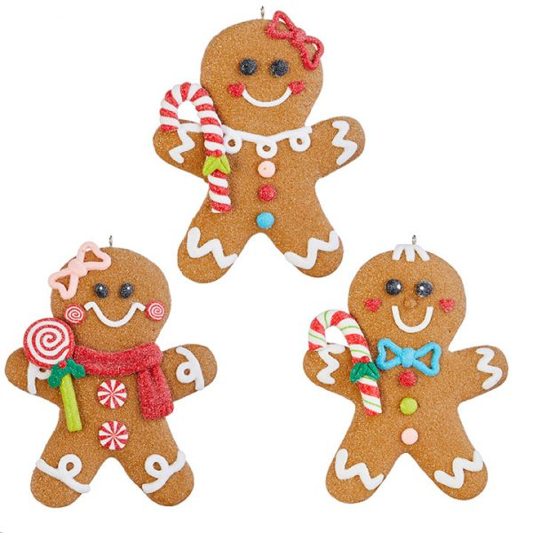 Christmas on Main - Gingerbread Men Orn
