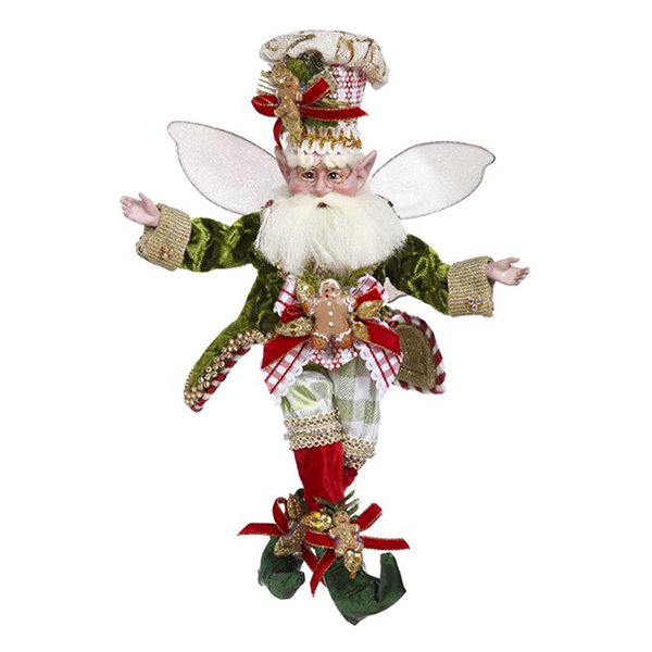 Christmas-on-Main-Gingerbread-&-Spice-Fairy-Small