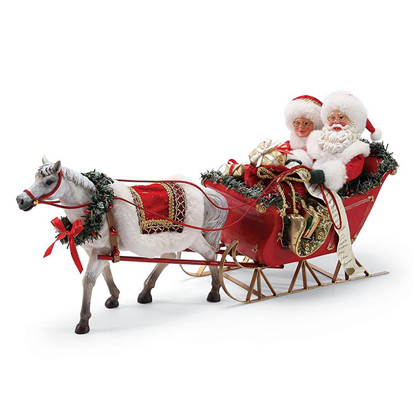 Christmas-on-Main-One-Horse-Open-Sleigh