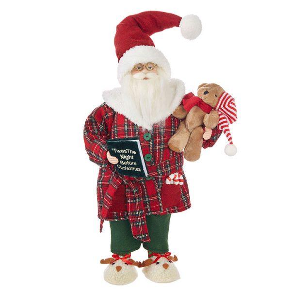 Christmas on Main - Santa In Robe