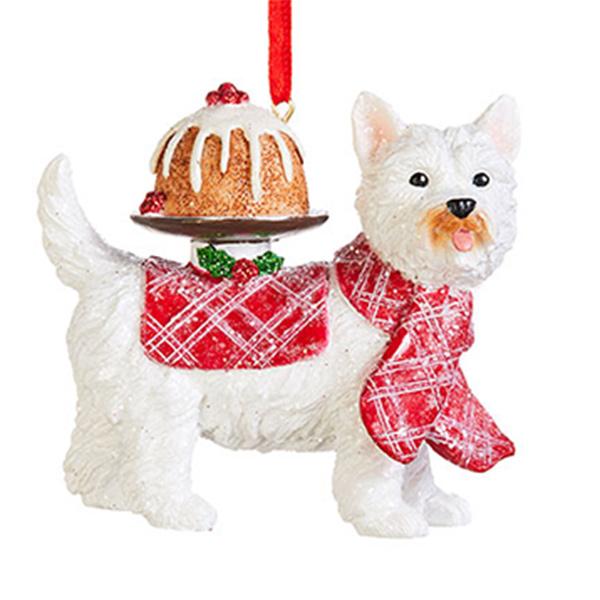 Pupcake Dog Ornament