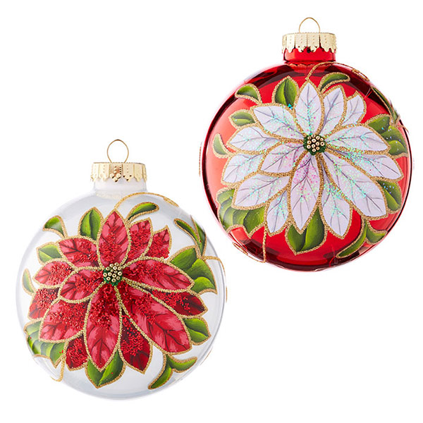 Christmas-on-Main-Red-White-Poinsettia-Ball-Ornament